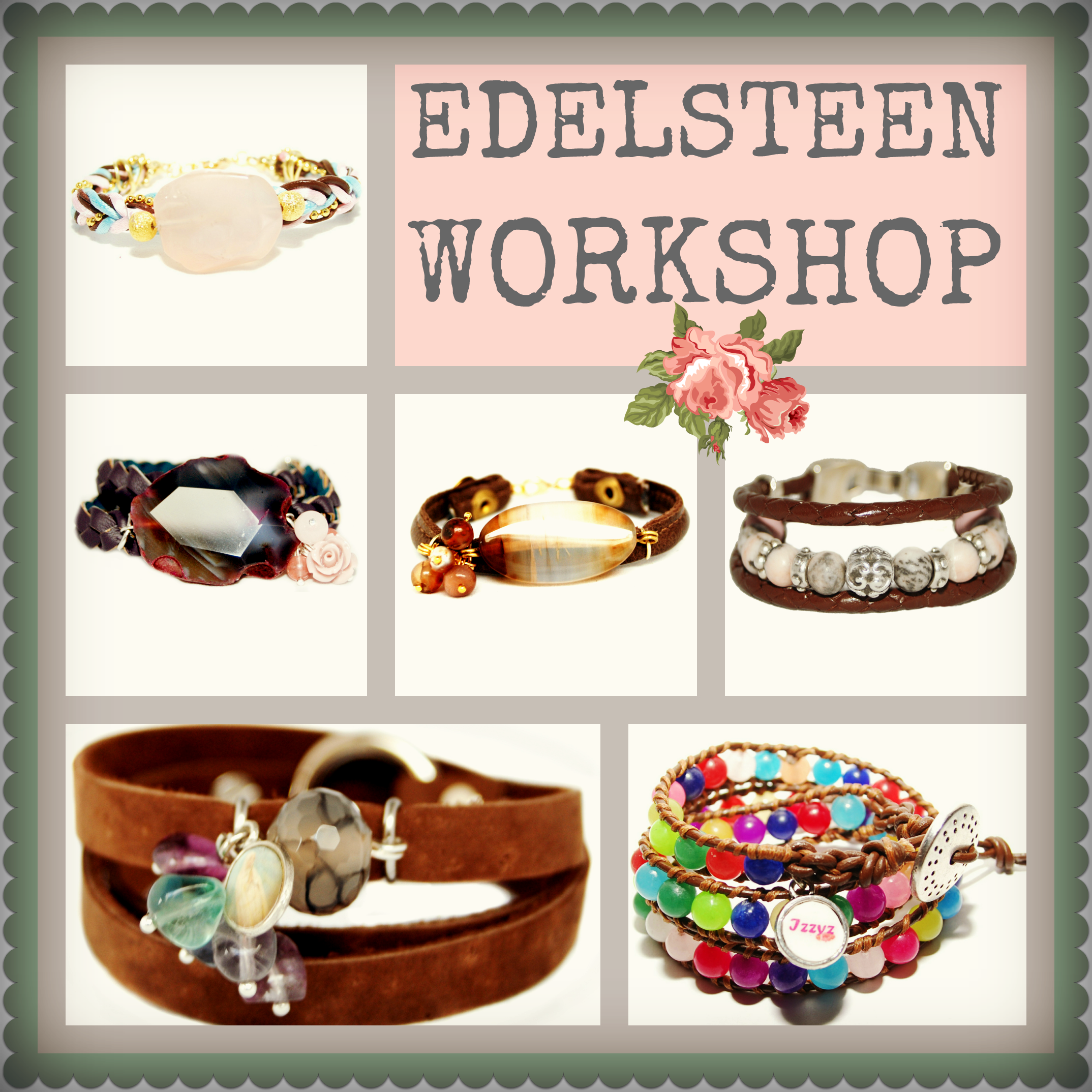 Edelsteen workshop