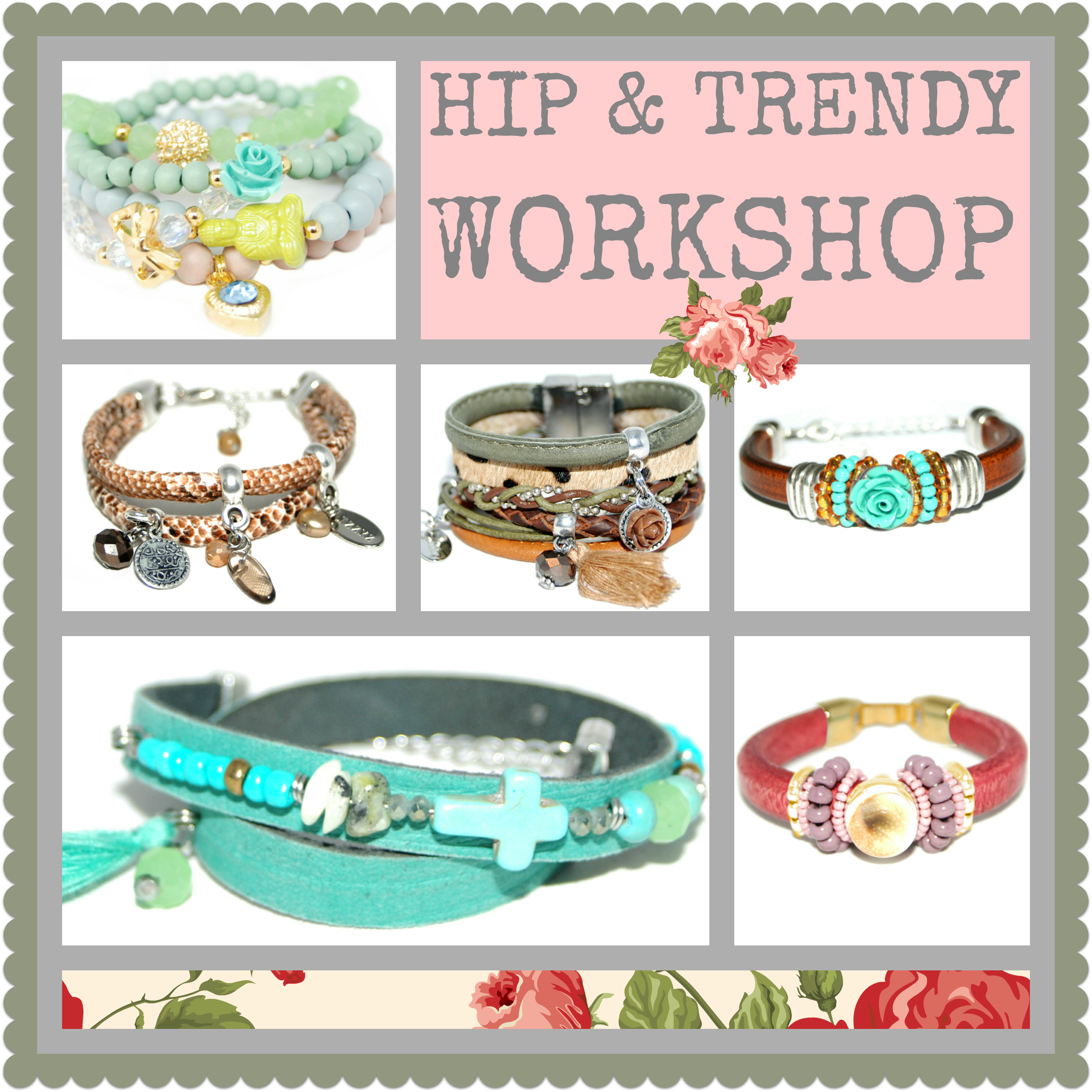 HIP & TRENDY WORKSHOP